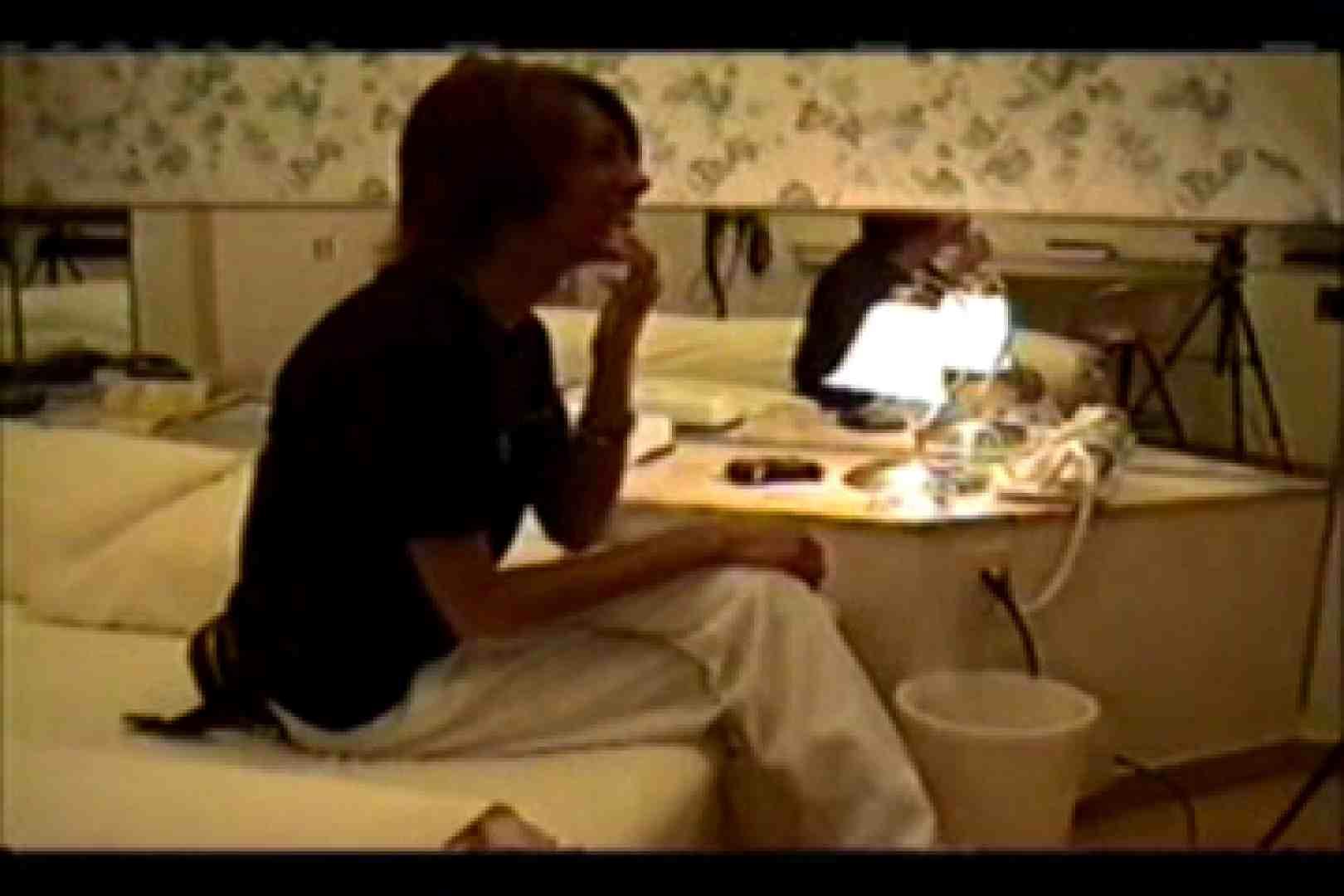 【流出】ジャニ系イケメン!!ぶっ飛びアナルファック!! ゲイのシックスナイン ゲイヌード画像 113pic
