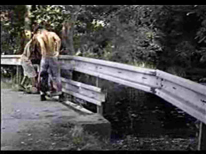仲良し外人さんの野外プレイ 連ケツMAN ゲイアダルト画像 86pic