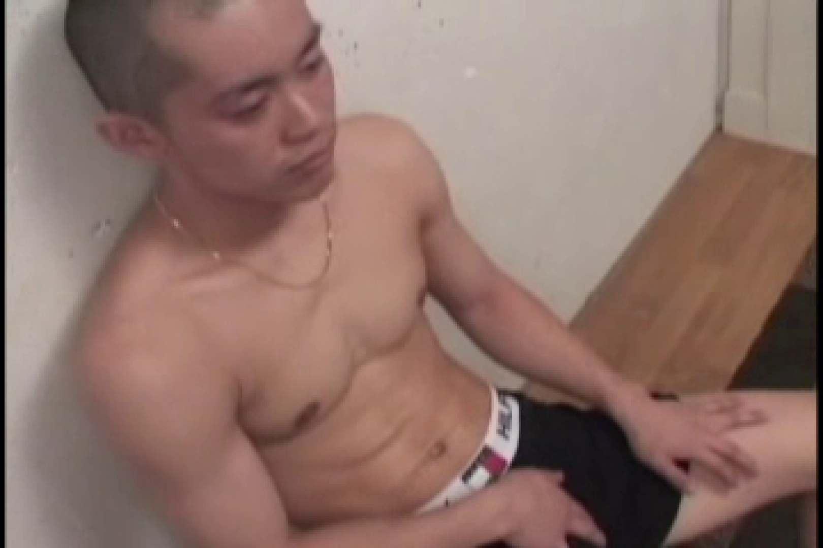 スリ筋!!スポメンのDANKON最高!!take.02 AV 男同士動画 85pic